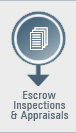 Escrow Inspections and Appraisal